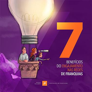 7 benefícios do engajamento de redes para franquias