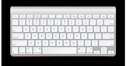 the pixie teclado